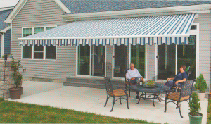 Retractable Awnings & Springfield MO Awnings That Last - 12 Yr Canvas Warranty!!!